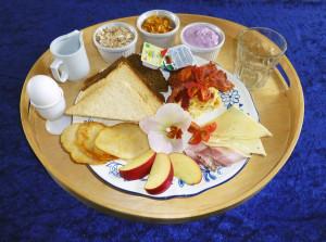 Paa's Breakfast